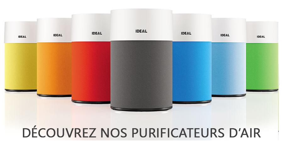 purificateurs d'air