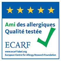 Label allergie ECARF
