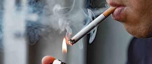 Purificateur d'air contre la fumée de cigarette