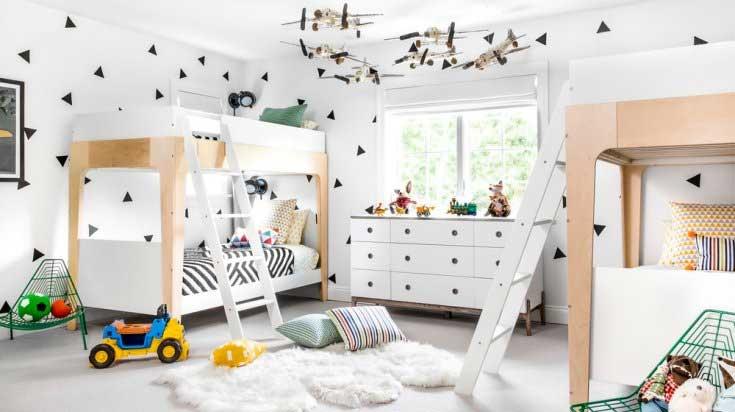 Purificateur d'air pour chambre d'enfants