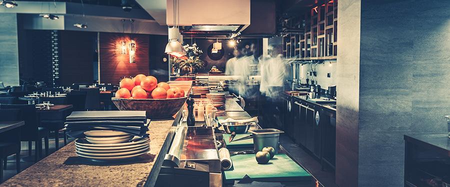 Purificateur d'air professionnels pour salle de restaurant