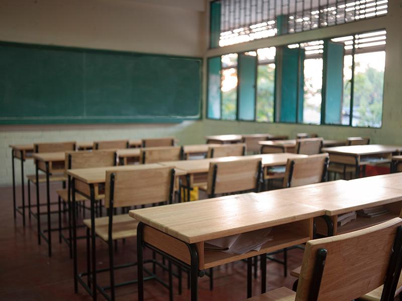 Purificateur d'air pour salles de classe