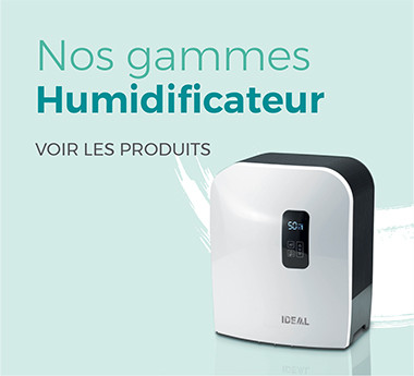 Humidificateurs d'air pour renouveller l'air